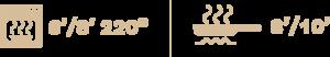 icone cottura